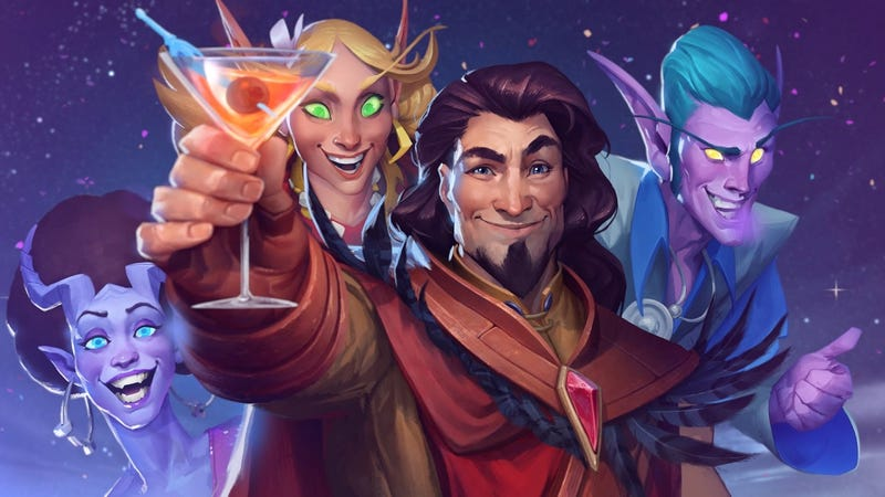 Illustration for article titled The Weekend In Esports: Hearthstone Summer Championships