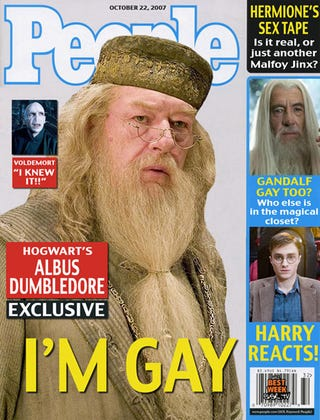 The Best Gay Wizard Action in the Potterverse