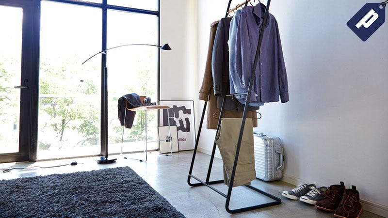 Illustration for article titled Save Over 15% On This Closet Organizer From The Wildly Successful IKEA of Japan ($70)