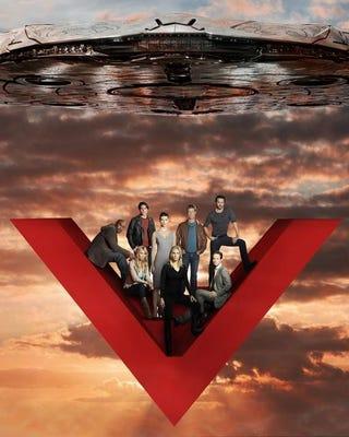 Illustration for article titled V Season 2 Poster