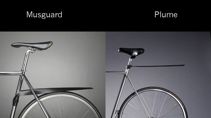 What S With The Sudden Recoiling Mudguard Obsession On Bikes