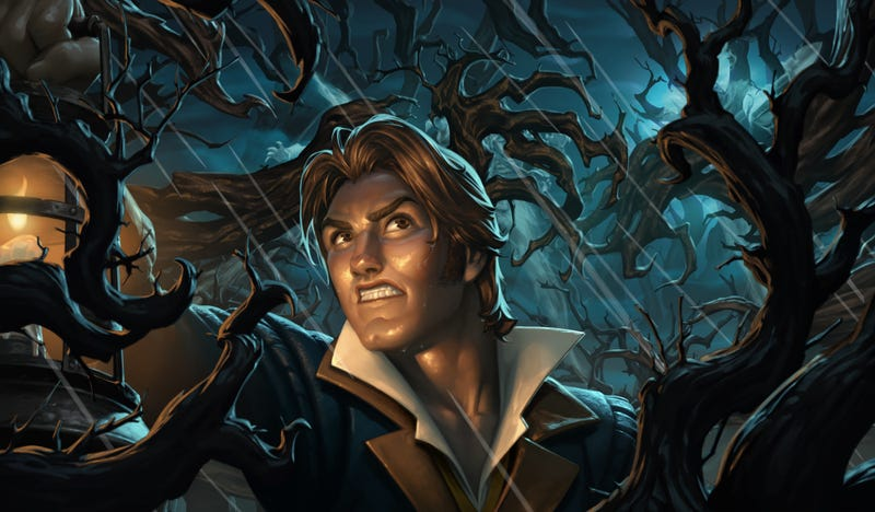 Illustration for article titled Hearthstone's Spooky Witchwood Expansion Adds Another Single-Player Mode