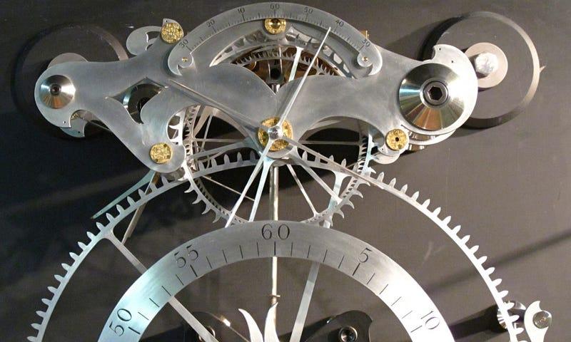"""Un reloj mecánico """"perfecto"""" y su inventor, récord mundial tras 250 años"""