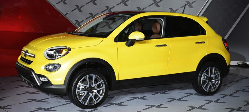 Illustration for article titled The 2016 Fiat 500X Does What Mini Never Did