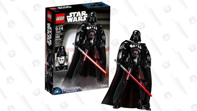 LEGO Darth Vader 168 Pieces | $23 | Walmart