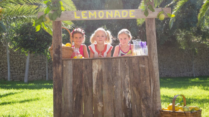 Illustration for article titled Country Time to help defend kids from monsters who shut down lemonade stands