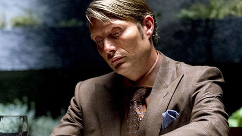 Illustration for article titled NBC tries to stop its spring lambs from screaming by debuting Hannibal in April