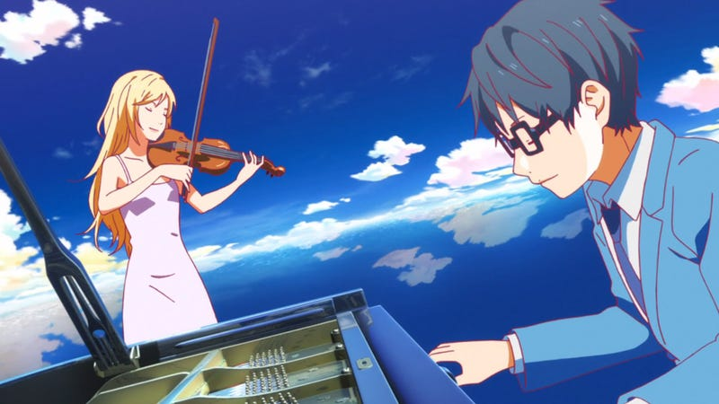Illustration for article titled AniTAY Question of the Weeb: Music!