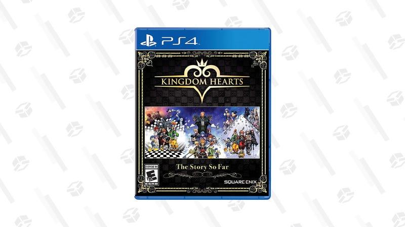 Kingdom Hearts: The Story So Far (PS4) | $26 | Amazon
