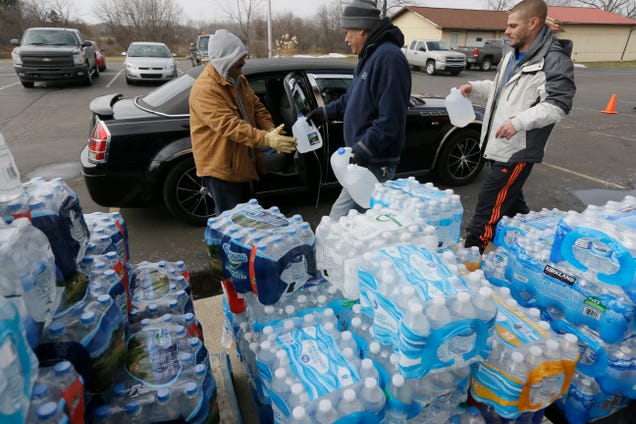Flint s Drinking Water Is Getting Safer, But the Crisis Isn't Over