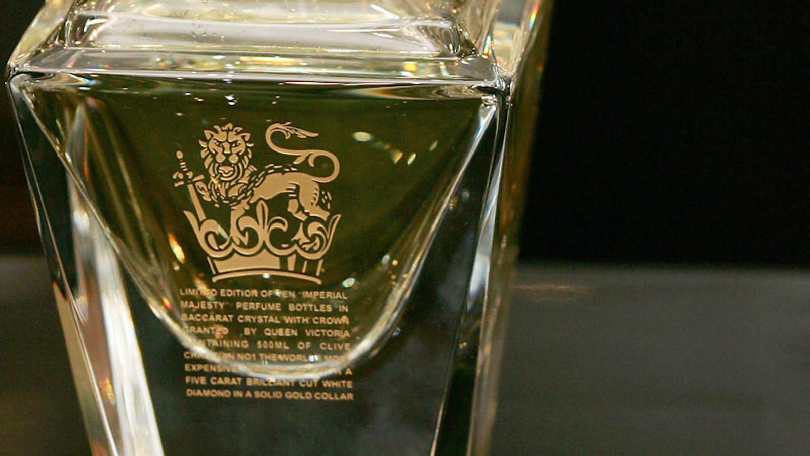 World's Most Expensive Perfume Costs $228K, Still Just ...