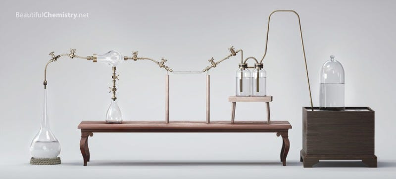 Illustration for article titled Feast Your Eyes on These Gorgeous CG Reproductions of Classic Scientific Instruments