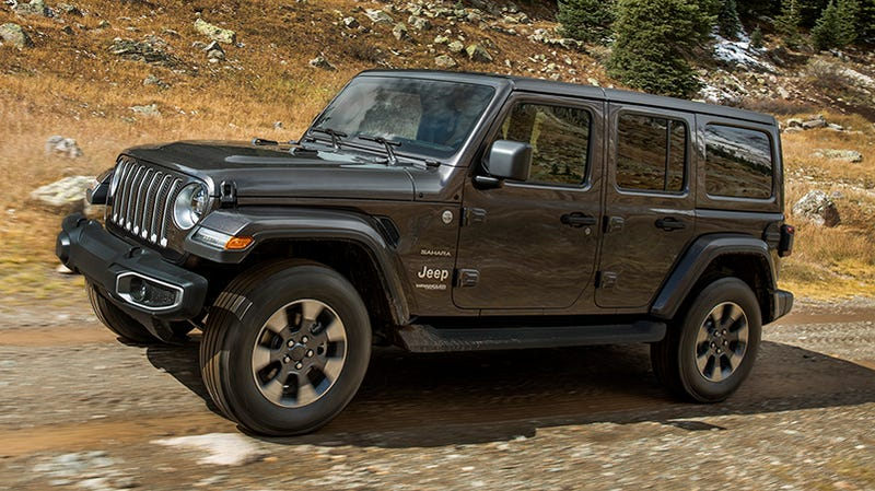Jeep Wants To Make A Plug-In Hybrid Wrangler By 2020