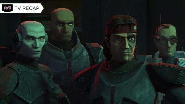 Star Wars: The Bad Batch Finally Solved a Big Problem