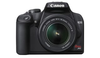 Illustration for article titled Canon Entry-Level EOS Rebel XS DSLR Priced and Dated