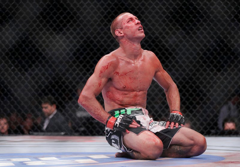 Illustration for article titled Donald Cerrone And John Lineker Are What's Right With Fighting