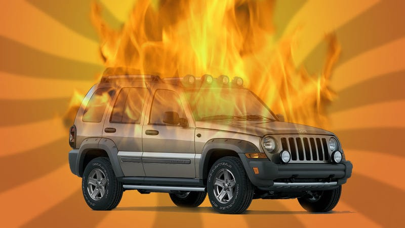 Illustration for article titled Why Jeeps Catch On Fire And Why Chrysler Doesn't Want To Fix Them