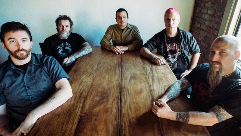 Neurosis (Photo: Scott Evans)