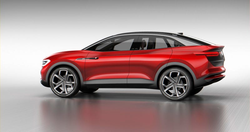 VW ID Crozz Electric Crossover SUV: Design, Release >> The Volkswagen I D Crozz Ii Is Vw S Electric Crossover Future