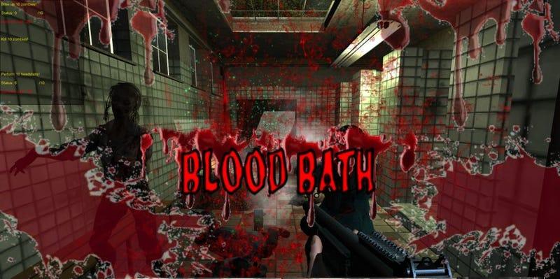 Imagen: Uno de los juegos de Digital Homicide.