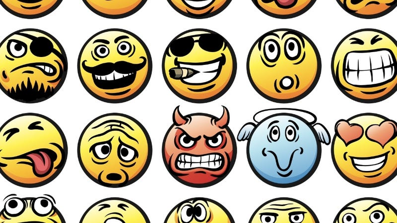 Illustration for article titled The Father of Emoticons Hates Emoji :(