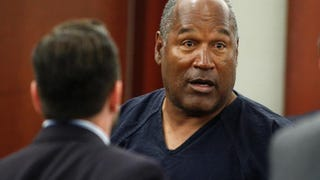 O.J. Simpson in Clark County District Court, May 17, 2013, Las VegasSteve Marcus-Pool/Getty Images
