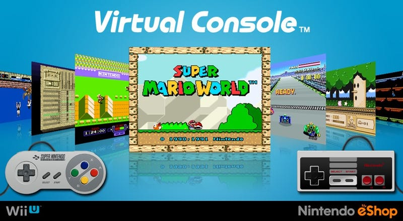 Illustration for article titled Nyren's Discussion: Nintendo Virtual Console