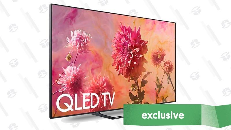 "Samsung Q9FN 75"" QLED TV   $3500   MassDropGráfico: Shep McAllister"
