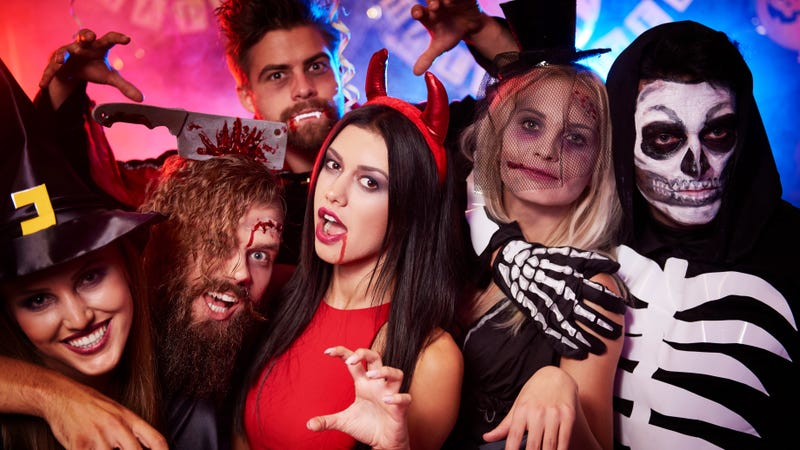 The Caucasian's Guide to Halloween Costumes