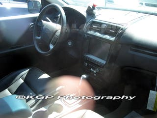 Looks Like Weu0027ve Finally Got Interior Photos Of The 2010 Ford Fusion To Go  With The Happy, Smiley Exterior. When The KGP Photographers Snuck Up On The  ...