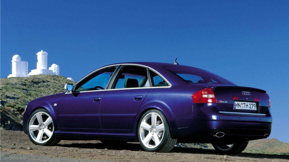 why the audi rs6 is a future classic rh jalopnik com 2003 audi rs6 service manual 2003 audi rs6 owners manual