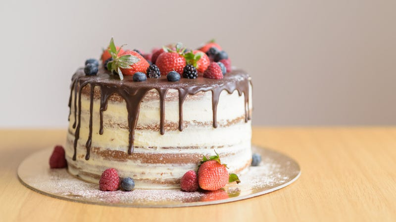 The right way to cut a cake for optimal freshness (it's not the wedge method)