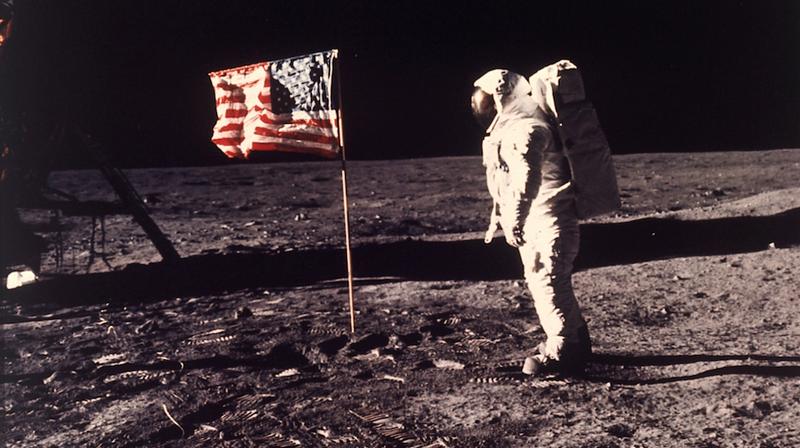 Image via AP. Photographer: Neil A. Armstrong
