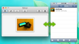 Illustration for article titled Deliver Shares Messages and Files Between Your Macs and iPhones (or Other iDevices) Almost Instantly
