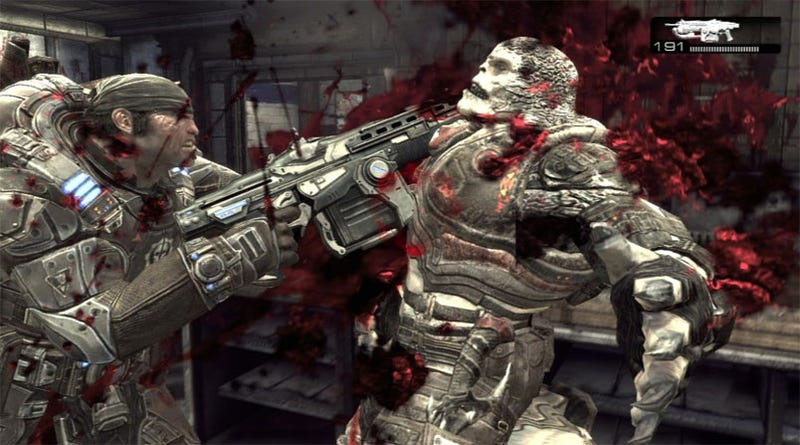 Illustration for article titled Gears of War 2 Achievement Cheaters Nabbed, Have Gamerscores Eviscerated