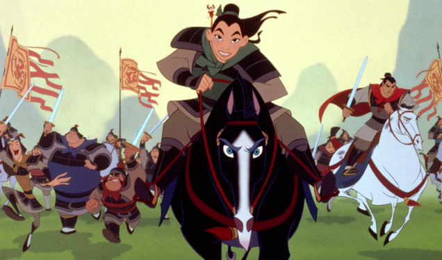 disney s live action mulan has a female director which is good news but unfortunately also news