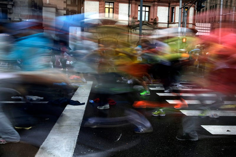 Runner Gets Caught Cutting Half-Marathon Course, Covering Tracks By Bike