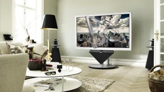 Illustration for article titled Bang & Olufsen's 85-Inch 3DTV Is Strictly for A/V Junkies
