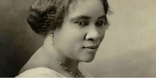 Madam C.J. Walker (A'Lelia Bundles/Madam Walker Family Collection)