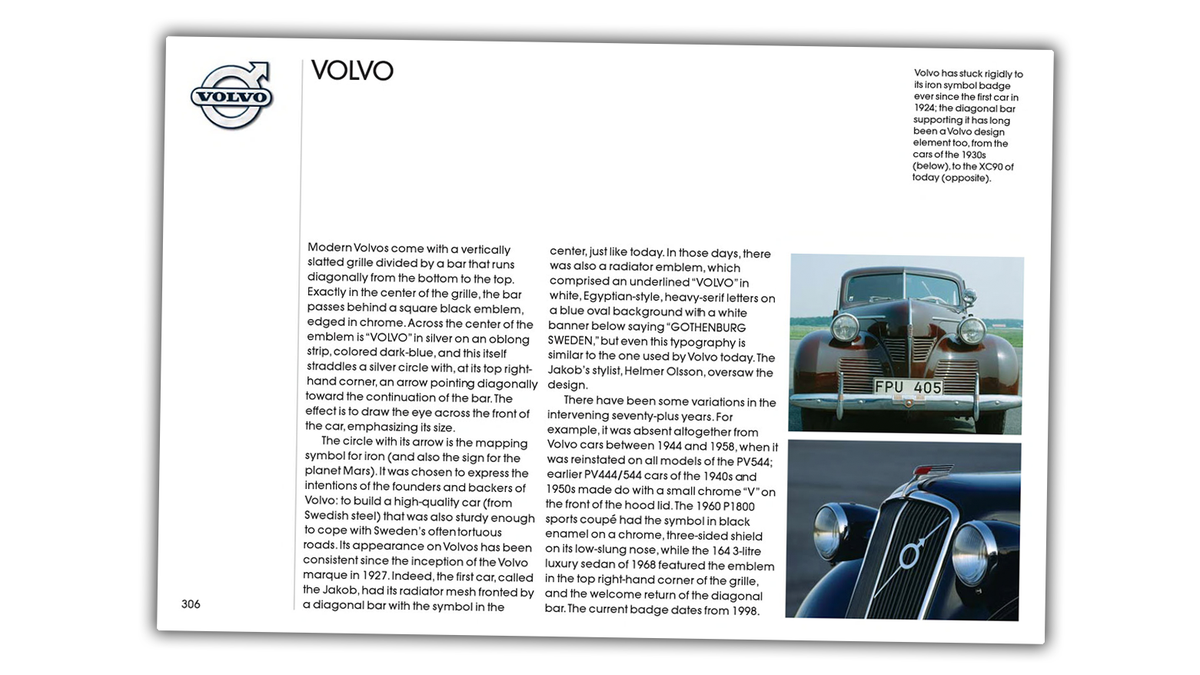 This Is The Surprisingly Obvious Reason Why Volvos Have That