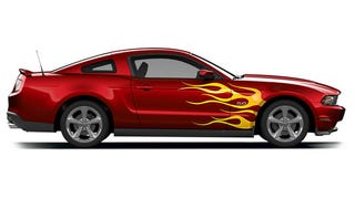 Illustration for article titled Tart Up Your 'Stang, F-150 With New Ford Custom Graphics