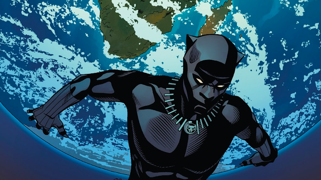 John Ridley Will Pick Up the Black Panther Torch After Ta-Nehisi Coates