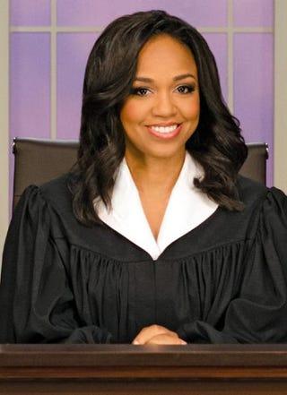Judge Faith JenkinsTrifecta Entertainment
