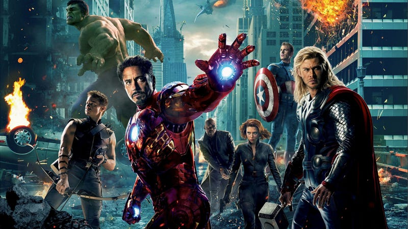 Illustration for article titled Why Japanese Fans Are Still Nerd Raging about The Avengers