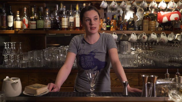 How the World's Best Bar Makes the Perfect Irish Coffee