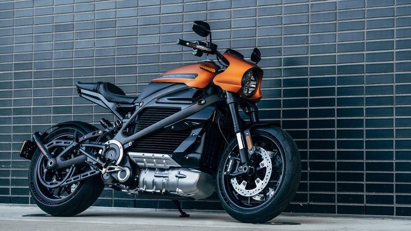 Photos: Harley-Davidson