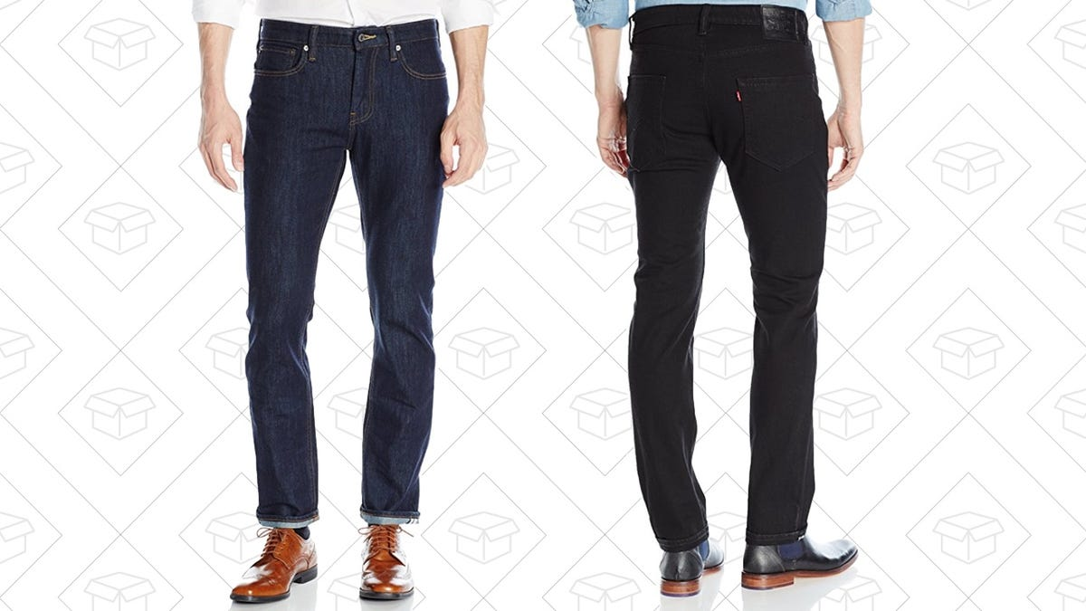 9c411a36 These Are The Five Best Men's Jeans
