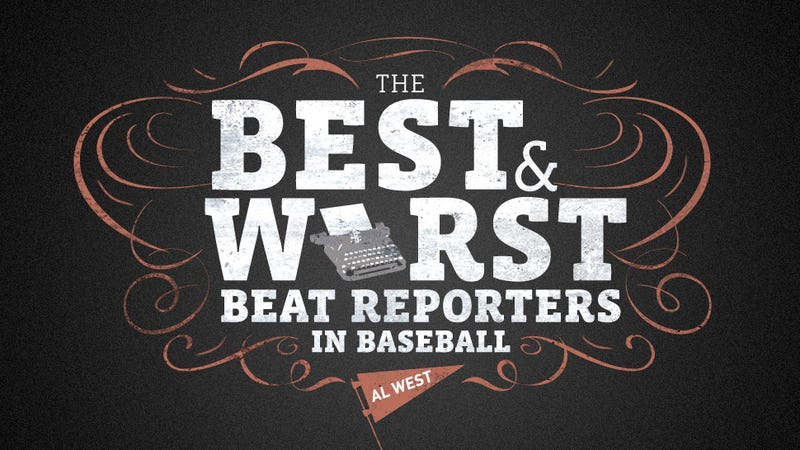 Illustration for article titled The Best And Worst Beat Reporters In Baseball: AL West