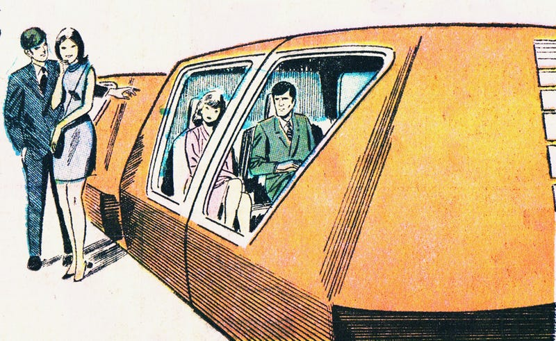 Illustration for article titled People Movers: The Great Transportation Promise of the 1970s