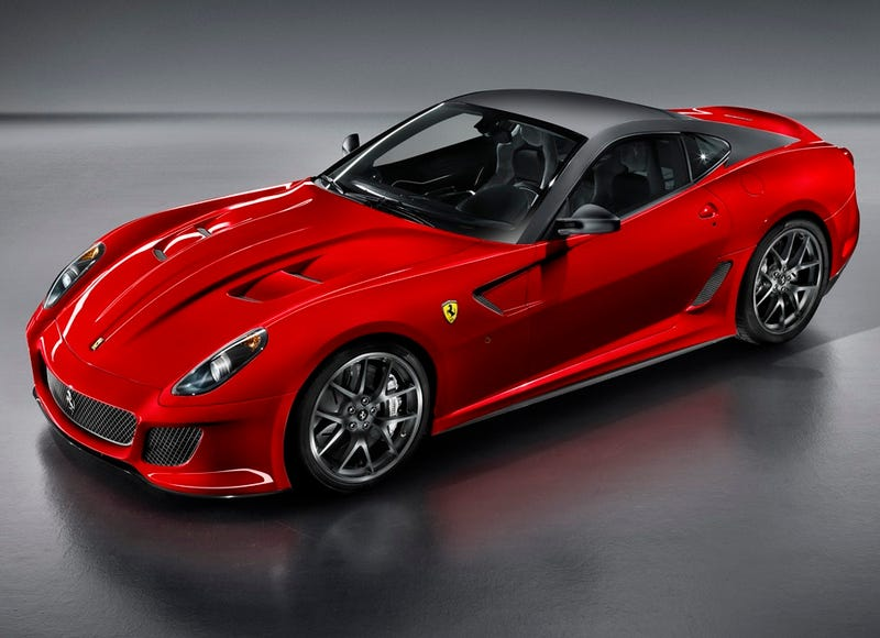 Ferrari 599 GTO: The Fastest Street-Legal Ferrari Ever